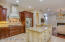 Gorgeous New Kitchen with Complimentary Cabinet Colors & Upgraded Appliances