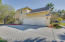 3-Car Side-Entry Garage with ample driveway parking