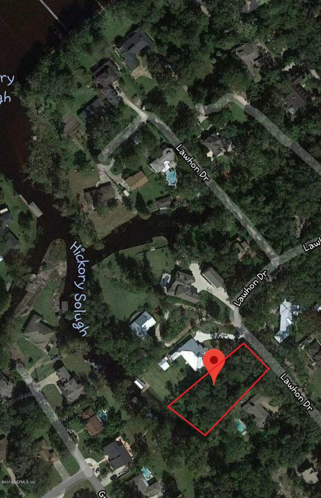 876 LAWHON, JACKSONVILLE, FLORIDA 32259, ,Vacant land,For sale,LAWHON,926468