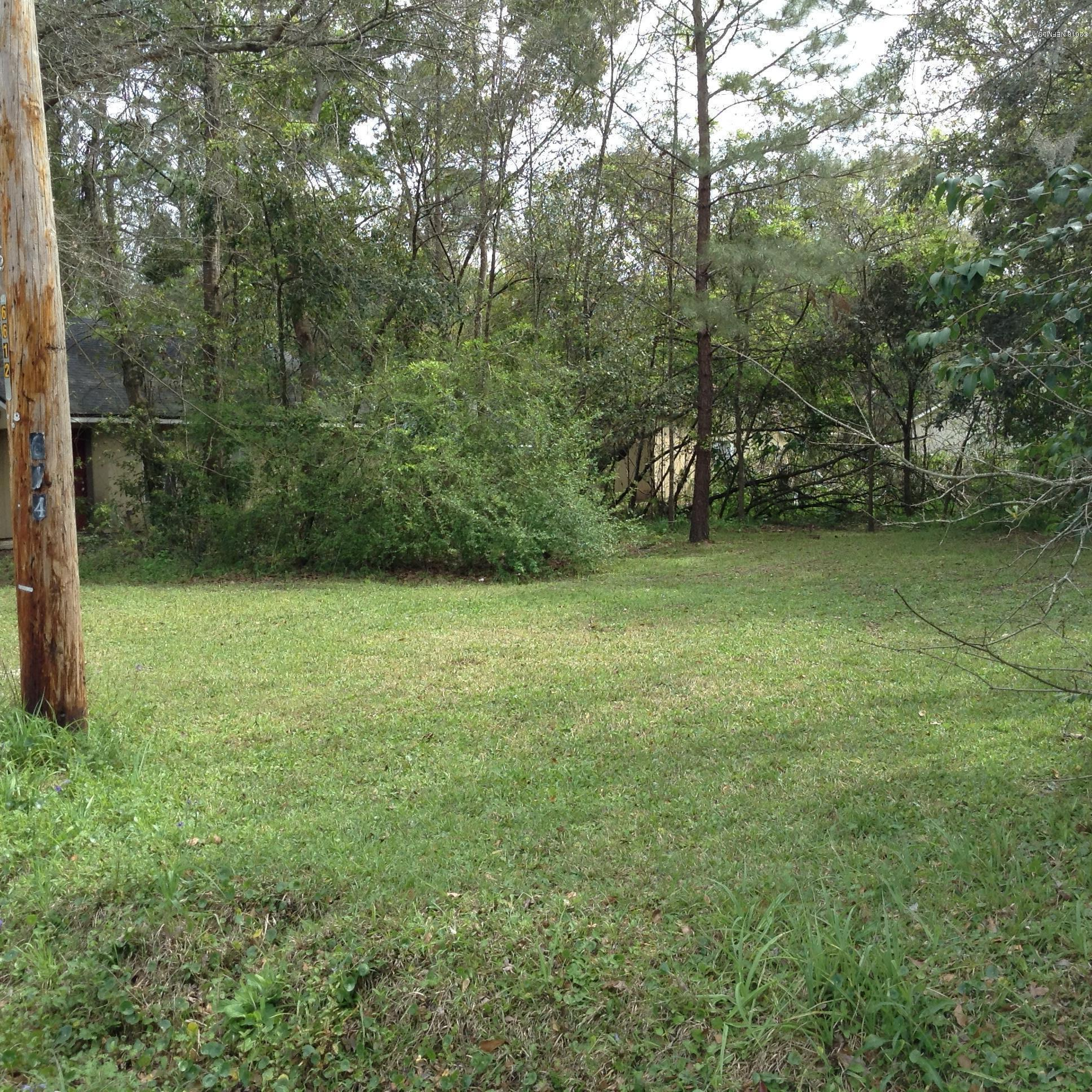 6614 HUGHES, JACKSONVILLE, FLORIDA 32219, ,Vacant land,For sale,HUGHES,926578