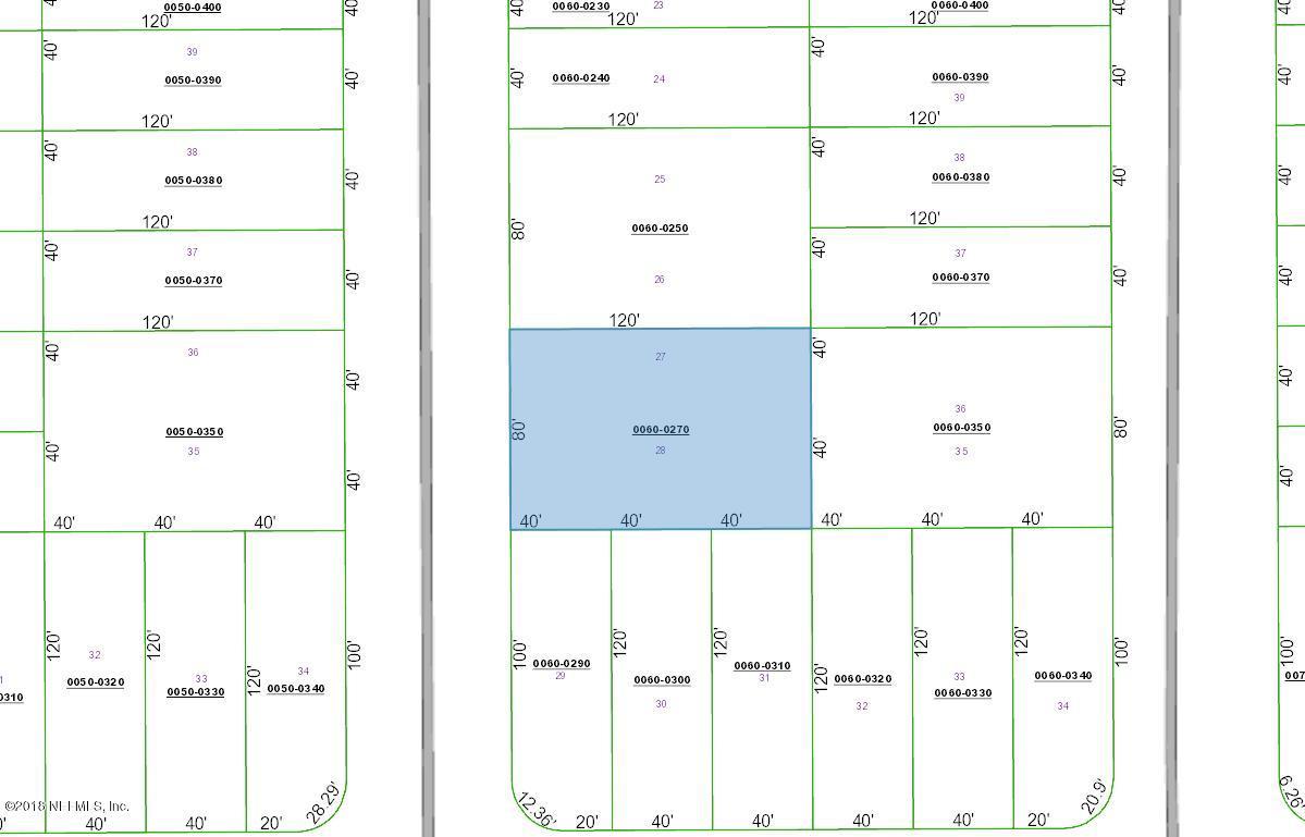 000 PAXON, INTERLACHEN, FLORIDA 32148, ,Vacant land,For sale,PAXON,926779