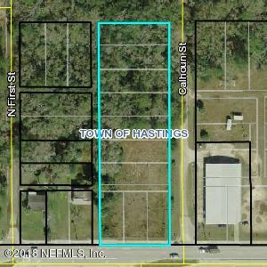 8737 CHURCH, HASTINGS, FLORIDA 32145, ,Commercial,For sale,CHURCH,614891