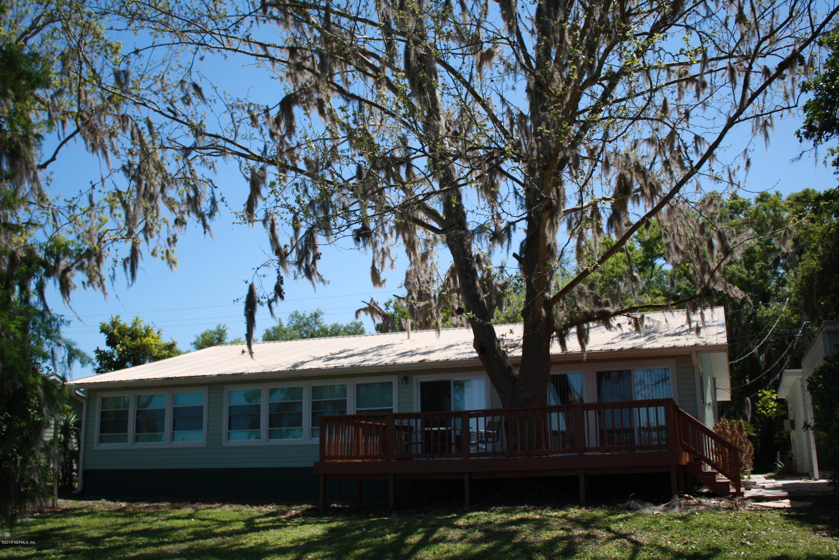 132 BEECHERS POINT, WELAKA, FLORIDA 32193, 3 Bedrooms Bedrooms, ,2 BathroomsBathrooms,Residential - single family,For sale,BEECHERS POINT,927936