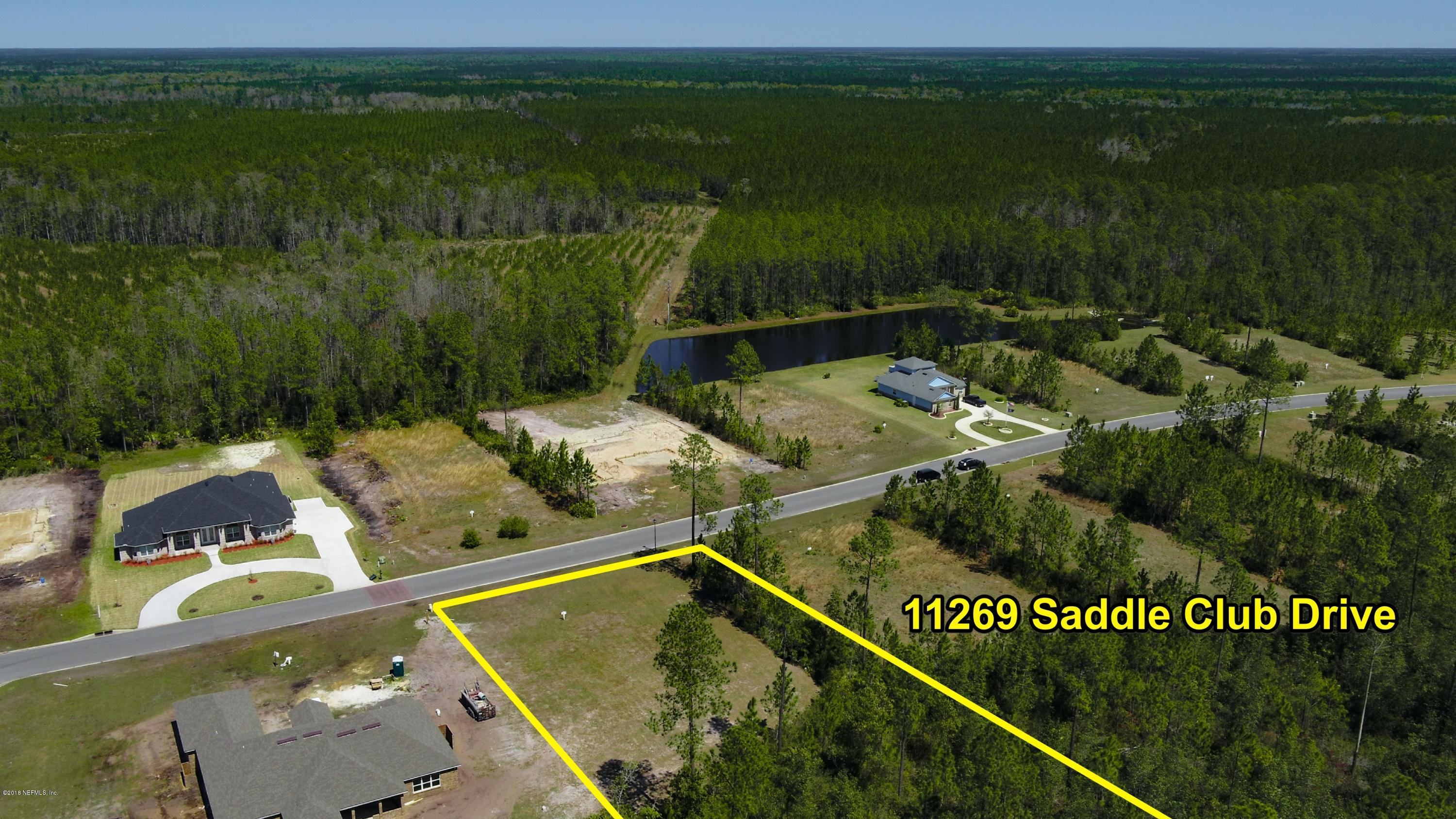 11269 SADDLE CLUB, JACKSONVILLE, FLORIDA 32219, ,Vacant land,For sale,SADDLE CLUB,928901