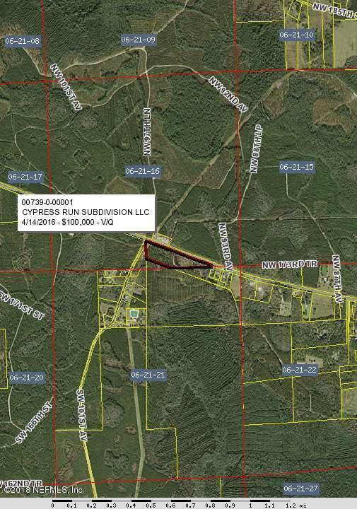 TBD SR 100, STARKE, FLORIDA 32091, ,Vacant land,For sale,SR 100,928908
