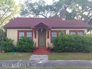 Photo of 1429 Donald St, Jacksonville, Fl 32205 - MLS# 928968