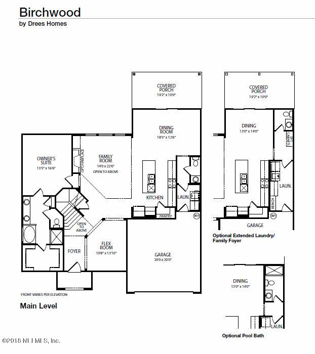 1383 COOPERS HAWK, MIDDLEBURG, FLORIDA 32068, 4 Bedrooms Bedrooms, ,3 BathroomsBathrooms,Residential - single family,For sale,COOPERS HAWK,908610