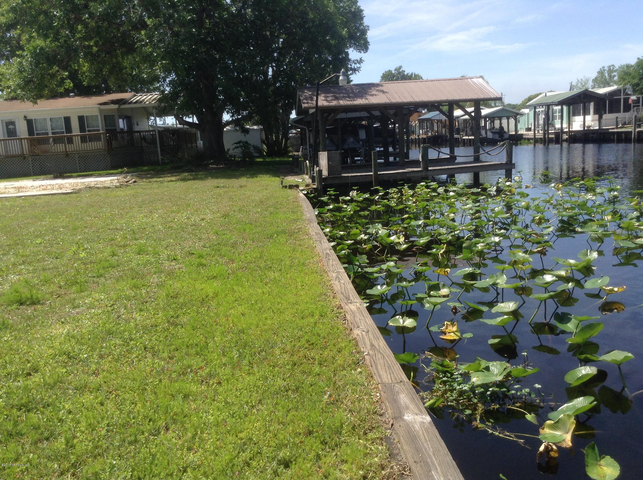 107 HAPPINESS, WELAKA, FLORIDA 32193, ,Vacant land,For sale,HAPPINESS,929597