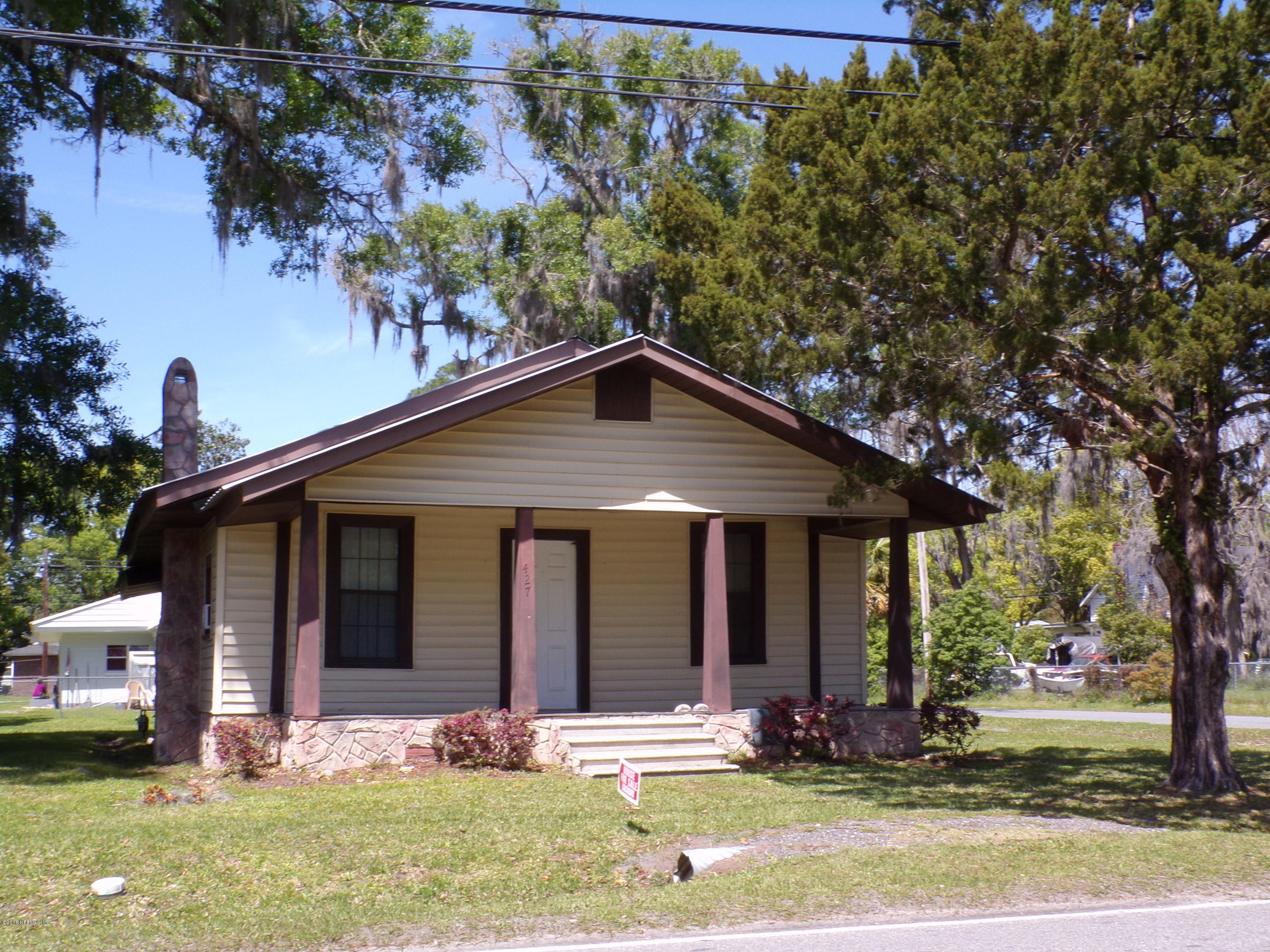 427 ST CLAIR, STARKE, FLORIDA 32091, 3 Bedrooms Bedrooms, ,1 BathroomBathrooms,Residential - single family,For sale,ST CLAIR,929767