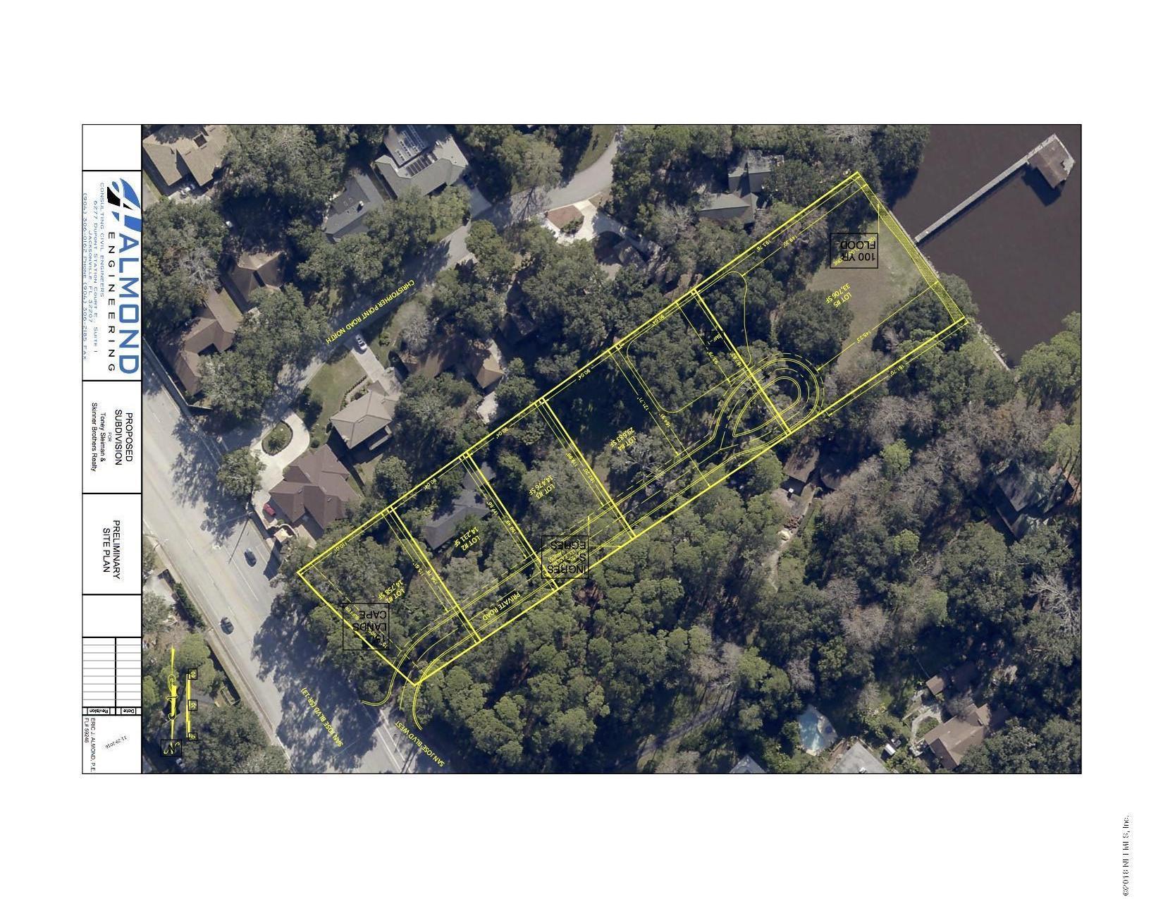 6420 SAN JOSE, JACKSONVILLE, FLORIDA 32217, ,Vacant land,For sale,SAN JOSE,929760