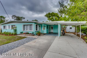 1534 BENTIN DR S, JACKSONVILLE BEACH, FL 32250