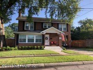 Photo of 4759 Astral St, Jacksonville, Fl 32205 - MLS# 930658