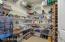 Oversized Walk-in 8 x 8 Pantry with Extra Storage & Food Racks