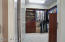 Custom Closet Locks Tight as a Safe Room/Hurricane Shelter