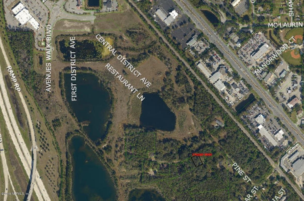 11220 PINE, JACKSONVILLE, FLORIDA 32258, ,Vacant land,For sale,PINE,931299