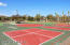 Pickle ball, tennis courts, b-ball, volleyball are so close by