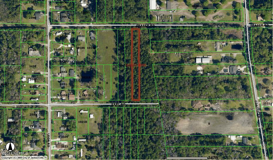 0 FRASER, JACKSONVILLE, FLORIDA 32246, ,Vacant land,For sale,FRASER,815061