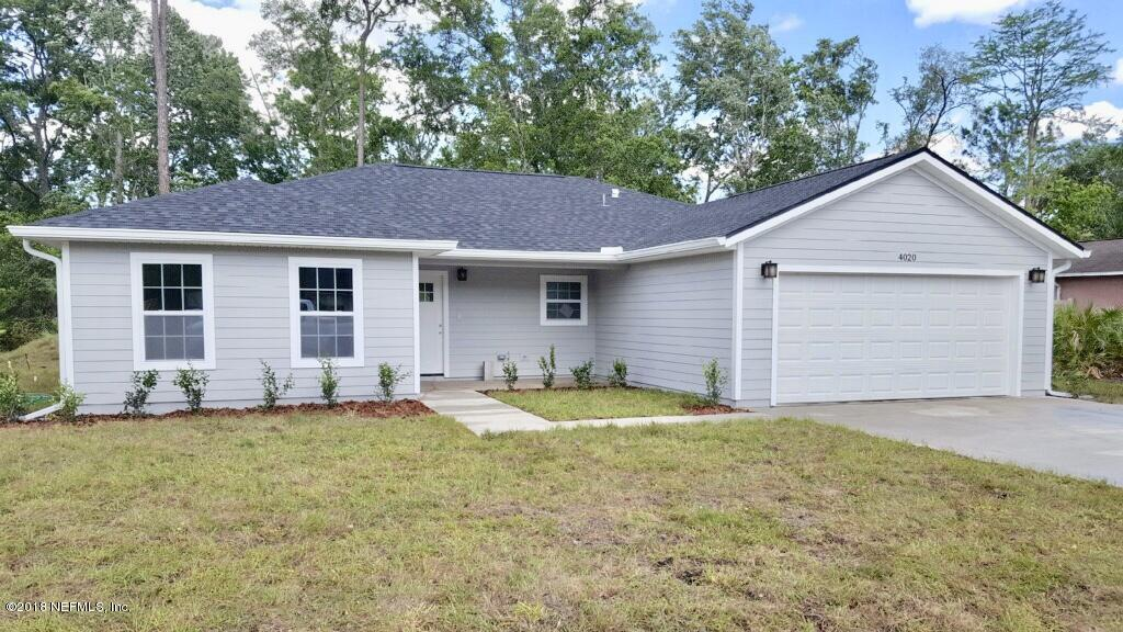 4020 RED PINE, ST AUGUSTINE, FLORIDA 32086, 4 Bedrooms Bedrooms, ,2 BathroomsBathrooms,Residential - single family,For sale,RED PINE,933589