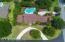 Pool & Circular Driveway