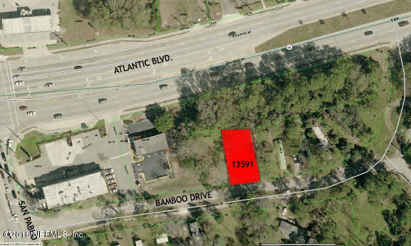 13591 BAMBOO, JACKSONVILLE, FLORIDA 32224, ,Vacant land,For sale,BAMBOO,934898