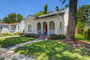 Photo of 1229 Challen Ave, Jacksonville, Fl 32205 - MLS# 935233