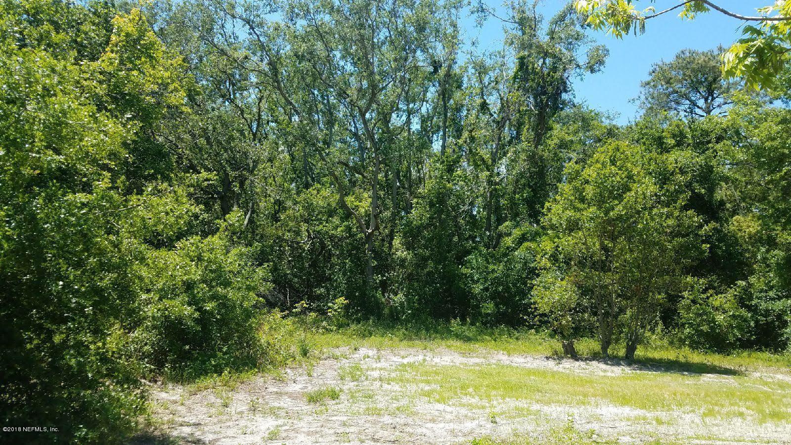 1478 FIR, FERNANDINA BEACH, FLORIDA 32034, ,Vacant land,For sale,FIR,934939