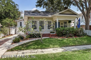 Photo of 1343 Hollywood Ave, Jacksonville, Fl 32205 - MLS# 936165
