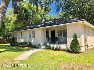 Photo of 1525 Camden Ave, Jacksonville, Fl 32207 - MLS# 936017