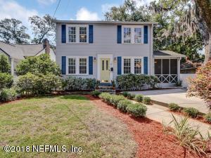 Photo of 3894 Herschel St, Jacksonville, Fl 32205 - MLS# 936098