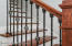 Wood & Iron Railing