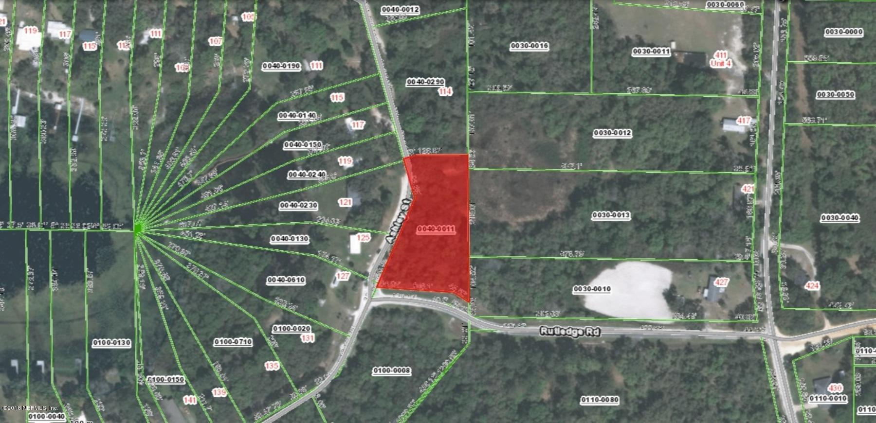 1A ASHLEY, HAWTHORNE, FLORIDA 32640, ,Vacant land,For sale,ASHLEY,936496