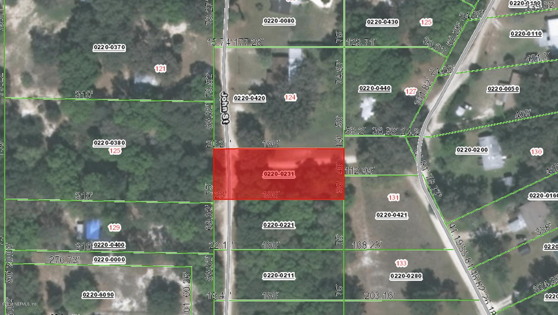 000 JOHN, HAWTHORNE, FLORIDA 32640, ,Vacant land,For sale,JOHN,936569