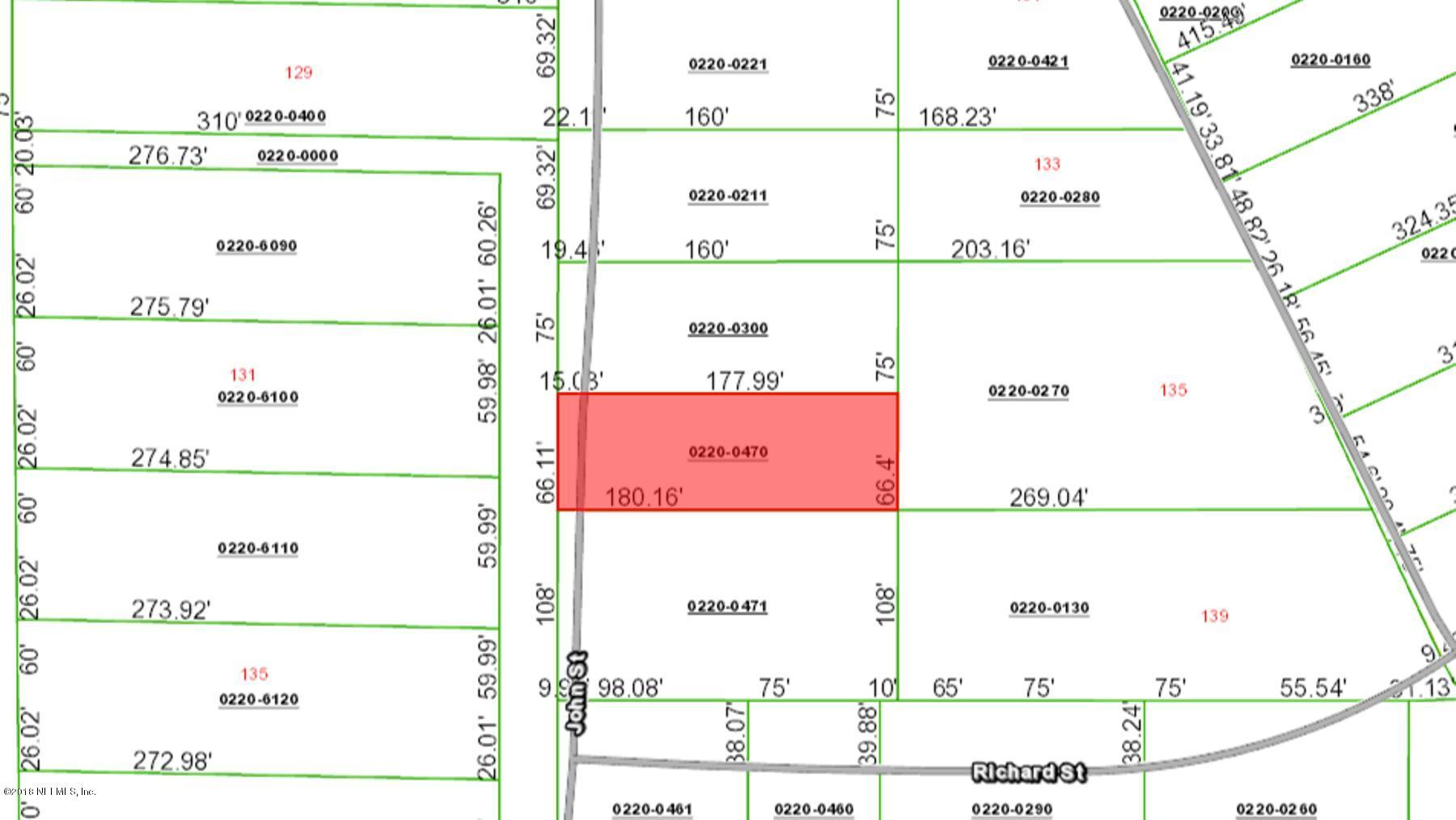 000 JOHN, HAWTHORNE, FLORIDA 32640, ,Vacant land,For sale,JOHN,936573