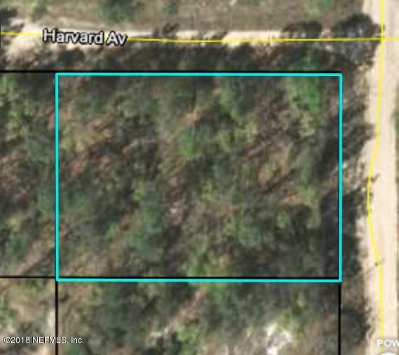 6153 HARVARD, KEYSTONE HEIGHTS, FLORIDA 32656, ,Vacant land,For sale,HARVARD,936732