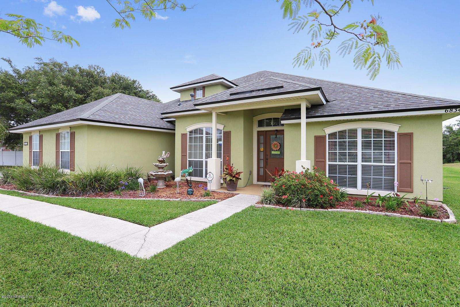 6834 ELKMONT, JACKSONVILLE, FLORIDA 32226, 4 Bedrooms Bedrooms, ,3 BathroomsBathrooms,Residential - single family,For sale,ELKMONT,936908