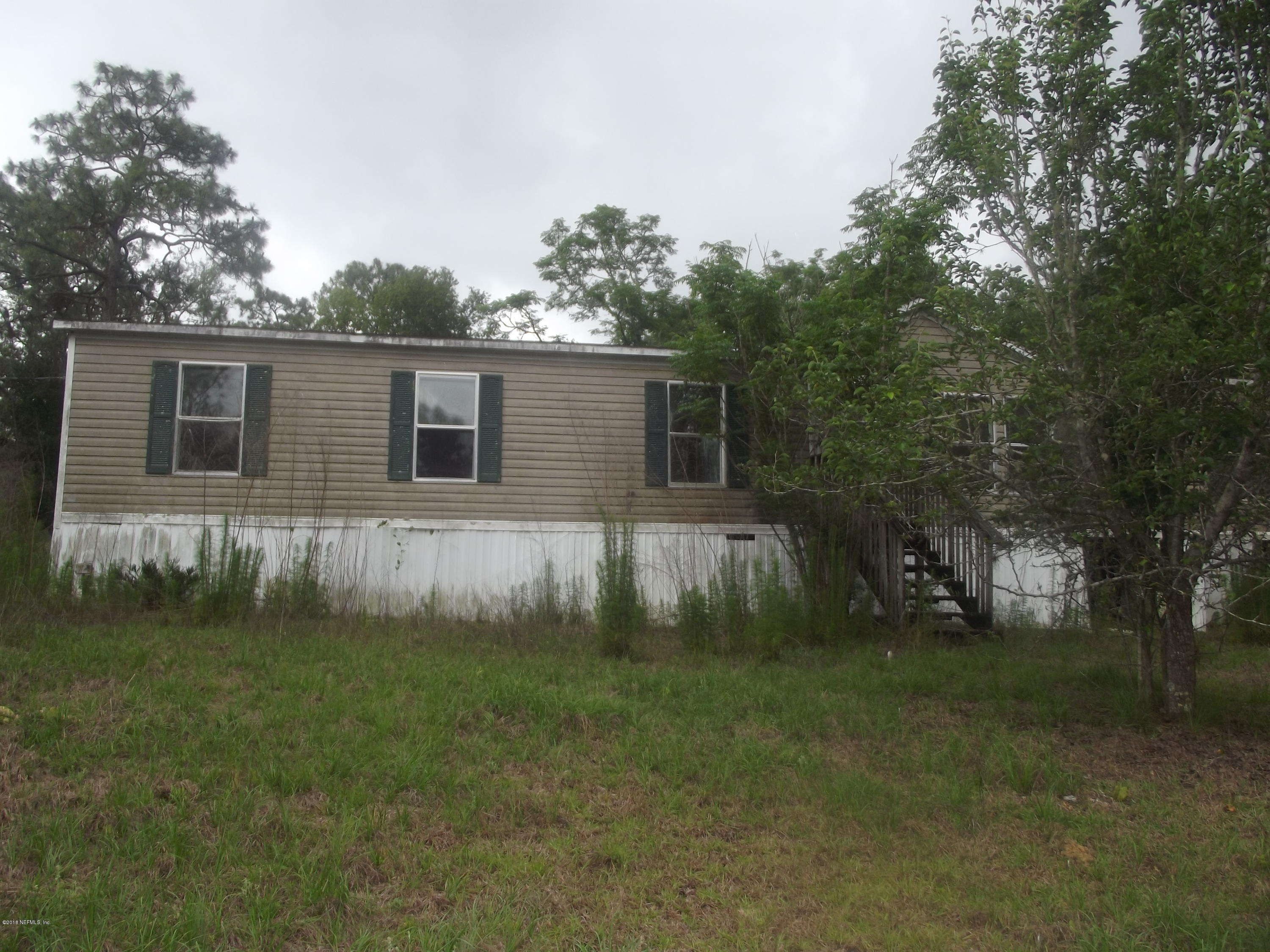 201 ST LUCIE, INTERLACHEN, FLORIDA 32148, 4 Bedrooms Bedrooms, ,2 BathroomsBathrooms,Residential - mobile home,For sale,ST LUCIE,936989