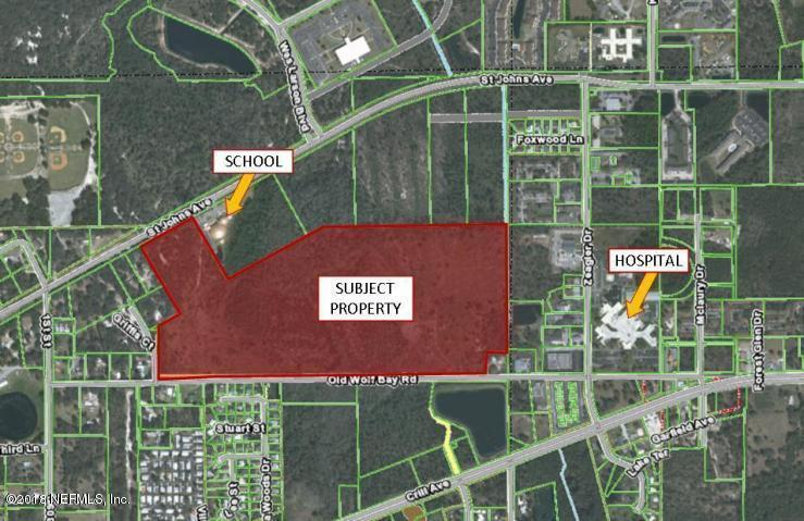 7993 ST JOHNS, PALATKA, FLORIDA 32177, ,Vacant land,For sale,ST JOHNS,937205
