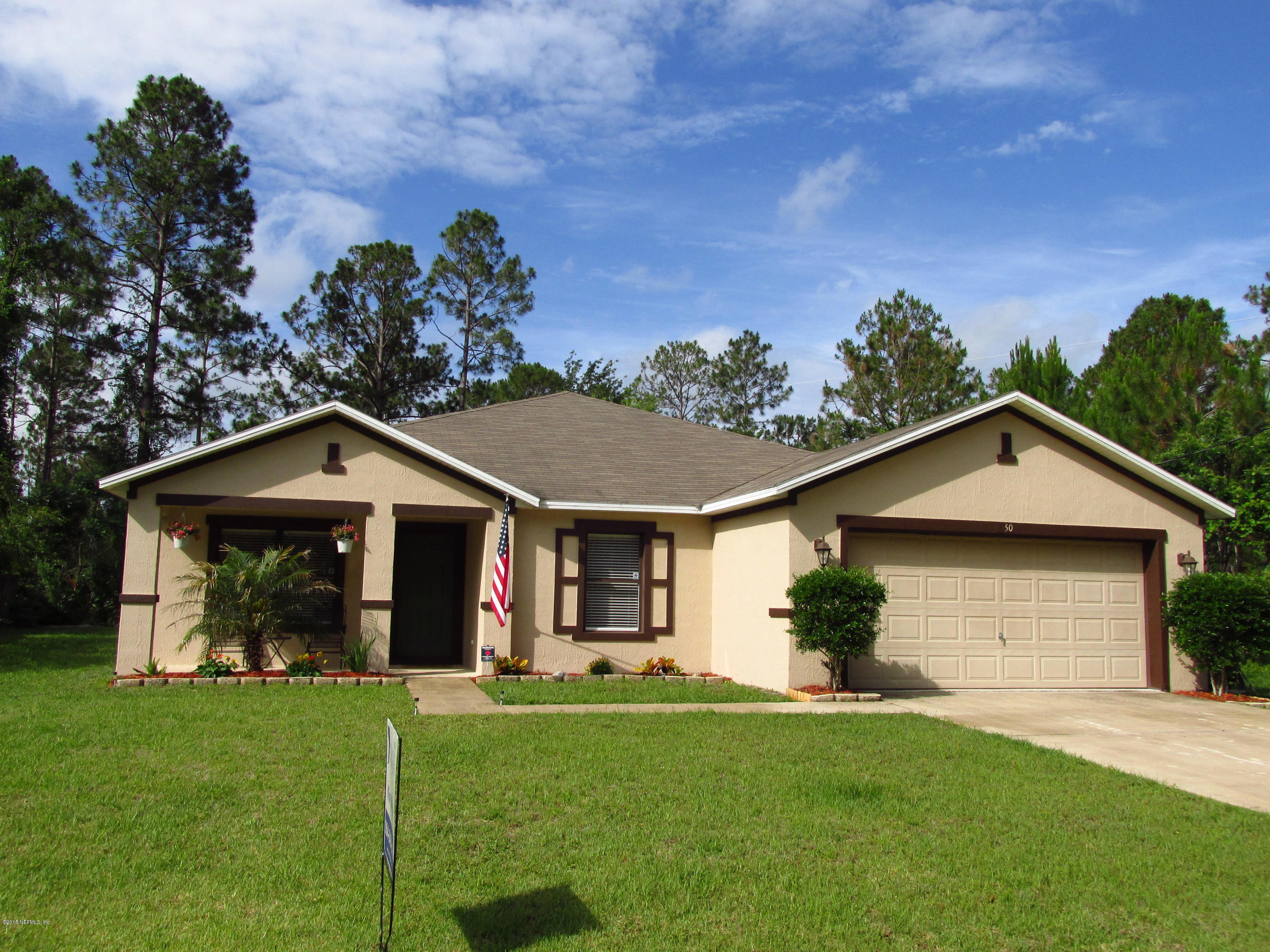 50 SECRETARY, PALM COAST, FLORIDA 32164, 3 Bedrooms Bedrooms, ,2 BathroomsBathrooms,Residential - single family,For sale,SECRETARY,886269