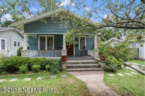 Photo of 1428 Rensselaer Ave, Jacksonville, Fl 32205 - MLS# 937412
