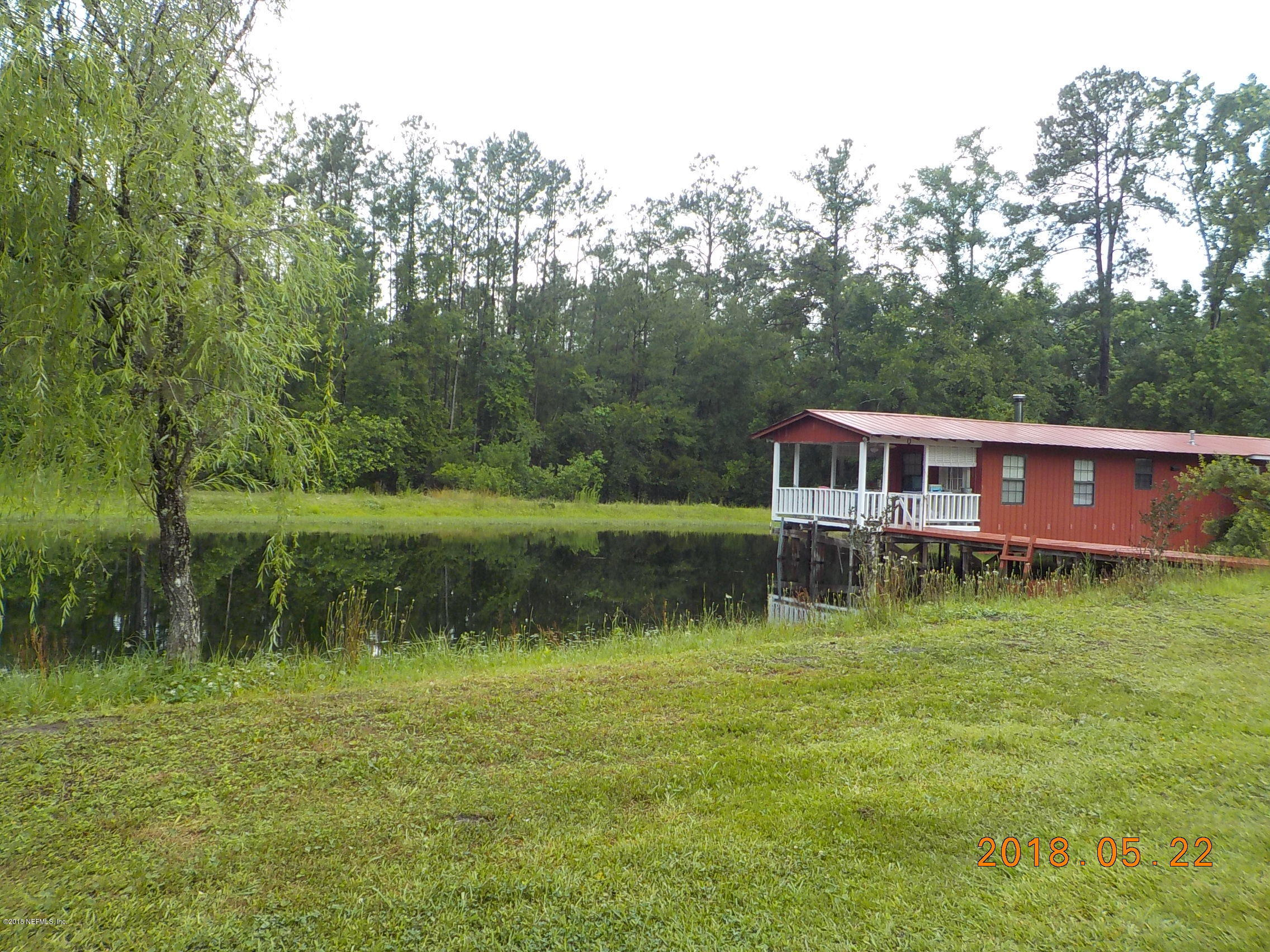 14534 CO RD 121, BRYCEVILLE, FLORIDA 32009, 3 Bedrooms Bedrooms, ,2 BathroomsBathrooms,Residential - single family,For sale,CO RD 121,937959