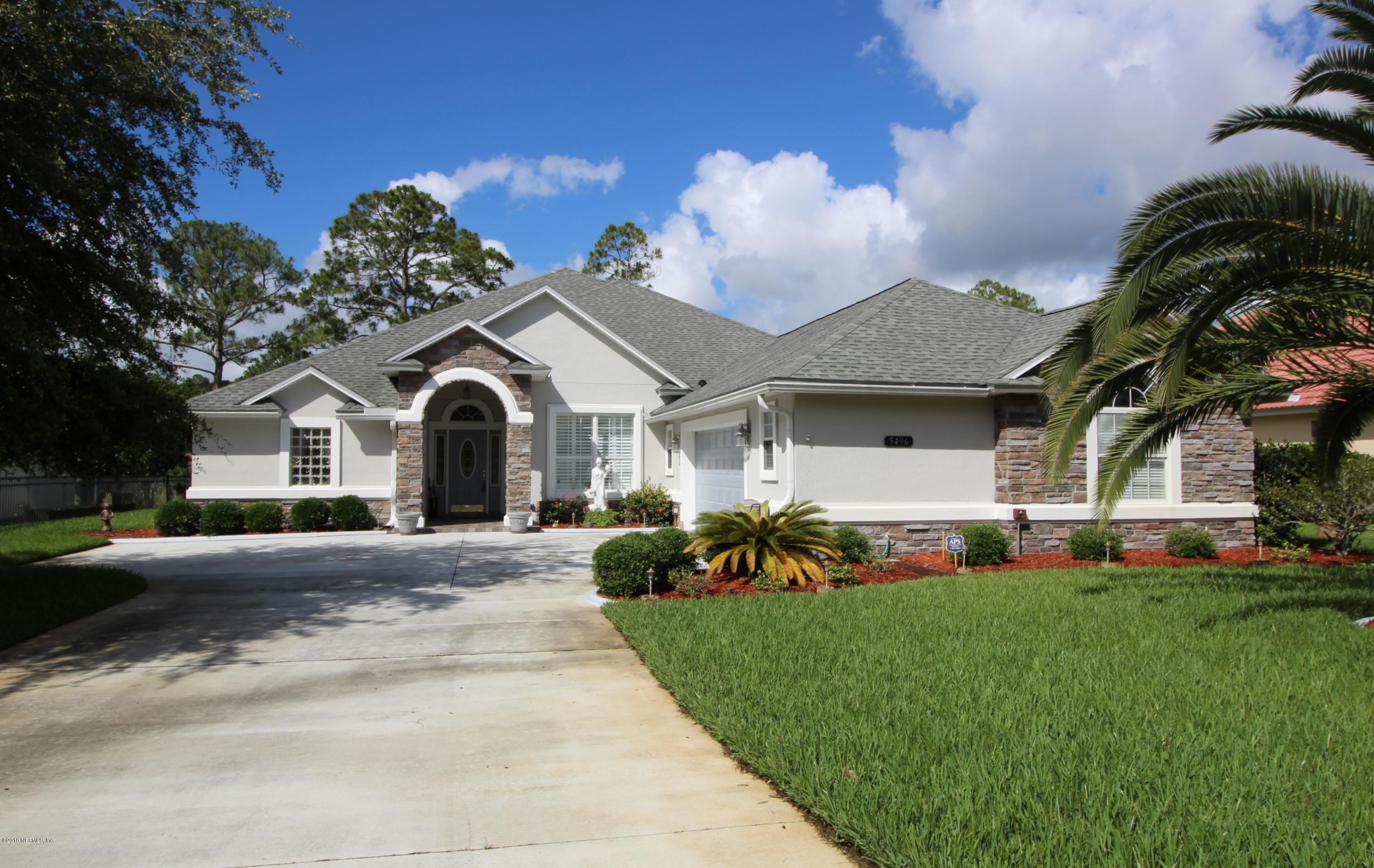 5496 CYPRESS LINKS, ELKTON, FLORIDA 32033, 4 Bedrooms Bedrooms, ,3 BathroomsBathrooms,Residential - single family,For sale,CYPRESS LINKS,937998