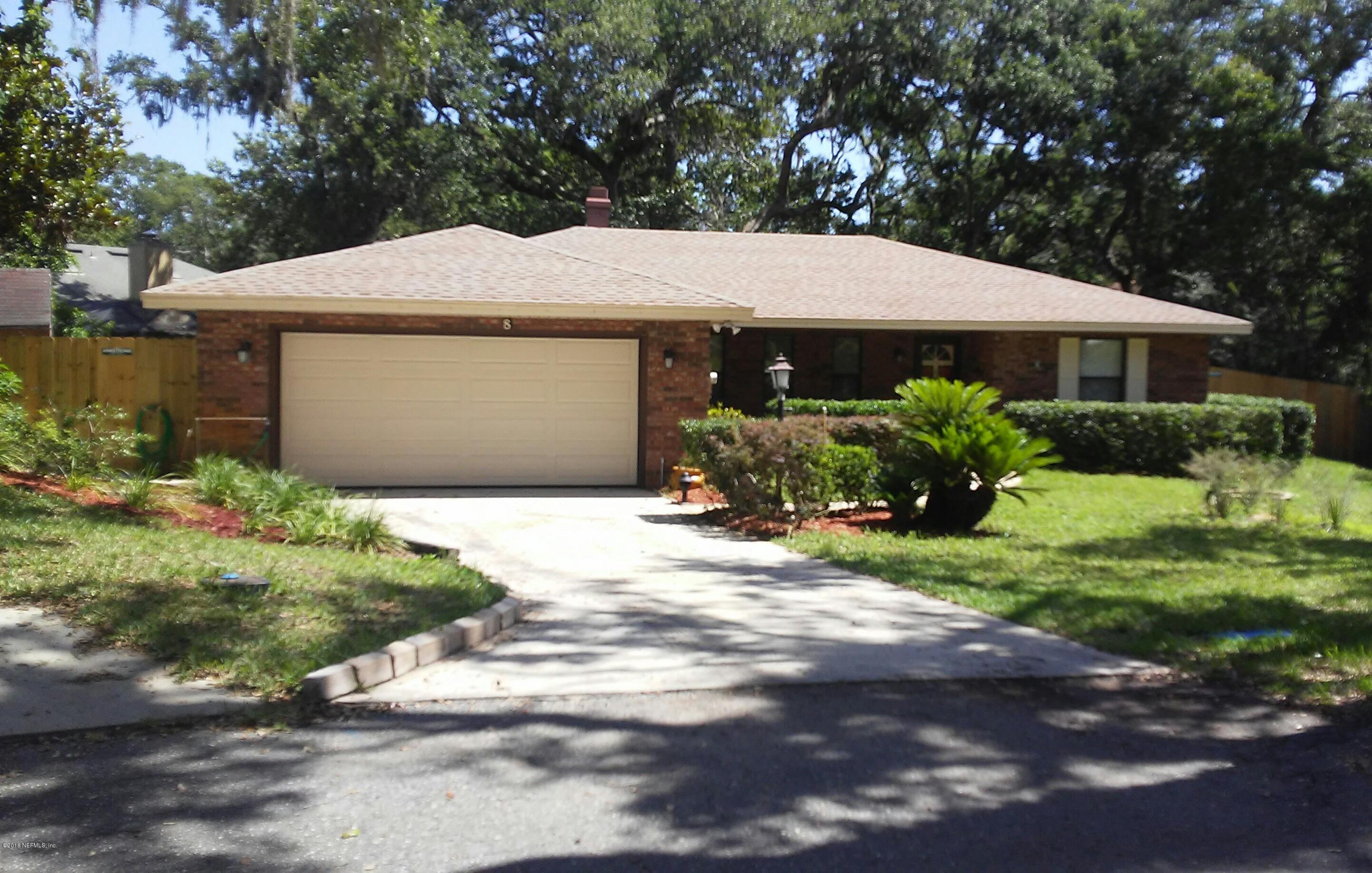 8 TRIDENT, ST AUGUSTINE, FLORIDA 32080, 3 Bedrooms Bedrooms, ,2 BathroomsBathrooms,Residential - single family,For sale,TRIDENT,937570