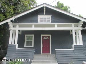 Photo of 3027 Phyllis St, Jacksonville, Fl 32205 - MLS# 938221
