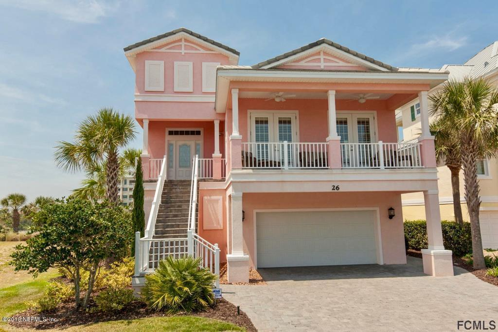 26 CINNAMON BEACH, PALM COAST, FLORIDA 32137, 3 Bedrooms Bedrooms, ,3 BathroomsBathrooms,Residential - single family,For sale,CINNAMON BEACH,938811
