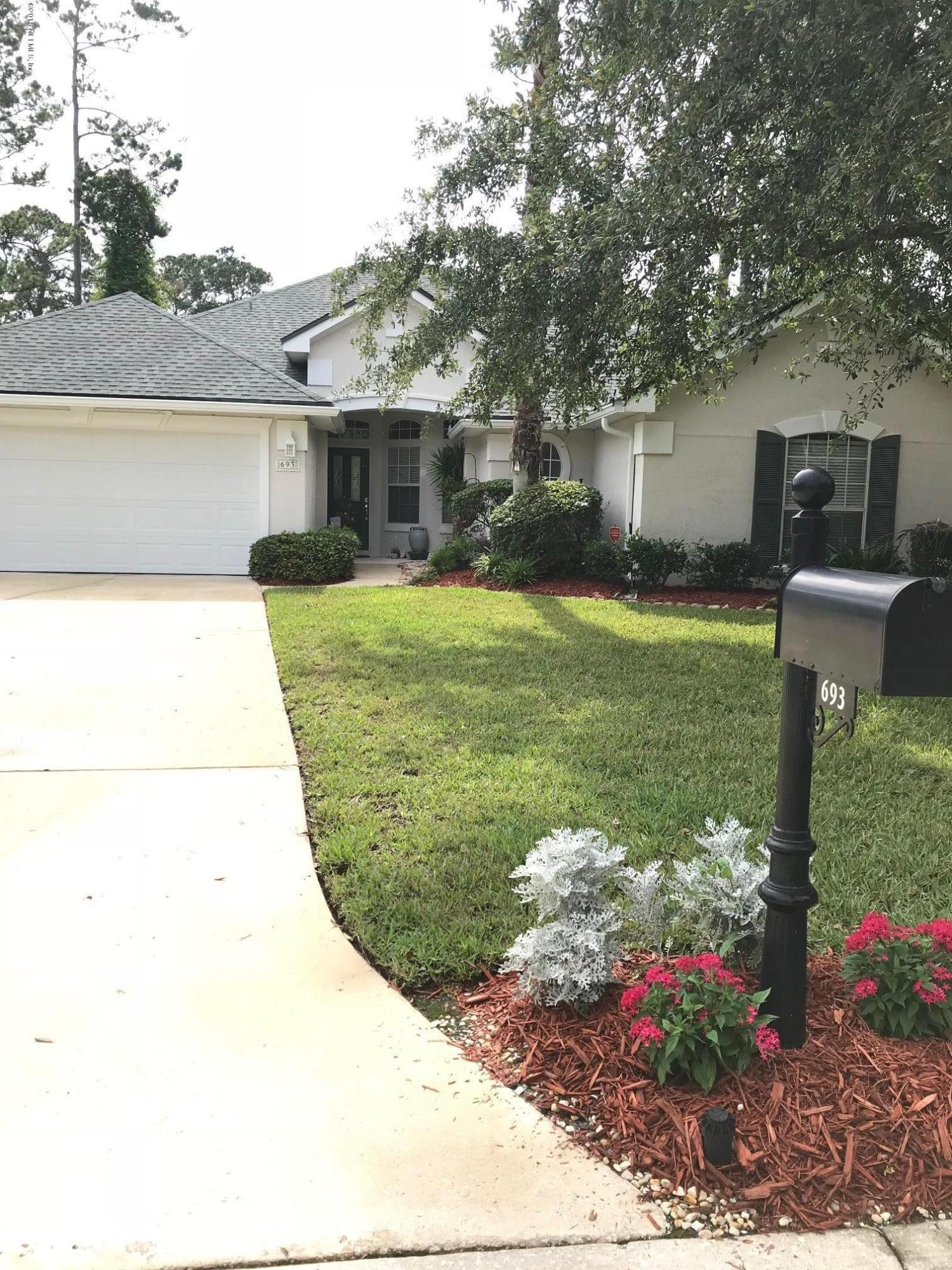 693 LAKE STONE, PONTE VEDRA BEACH, FLORIDA 32082, 4 Bedrooms Bedrooms, ,2 BathroomsBathrooms,Residential - single family,For sale,LAKE STONE,939099