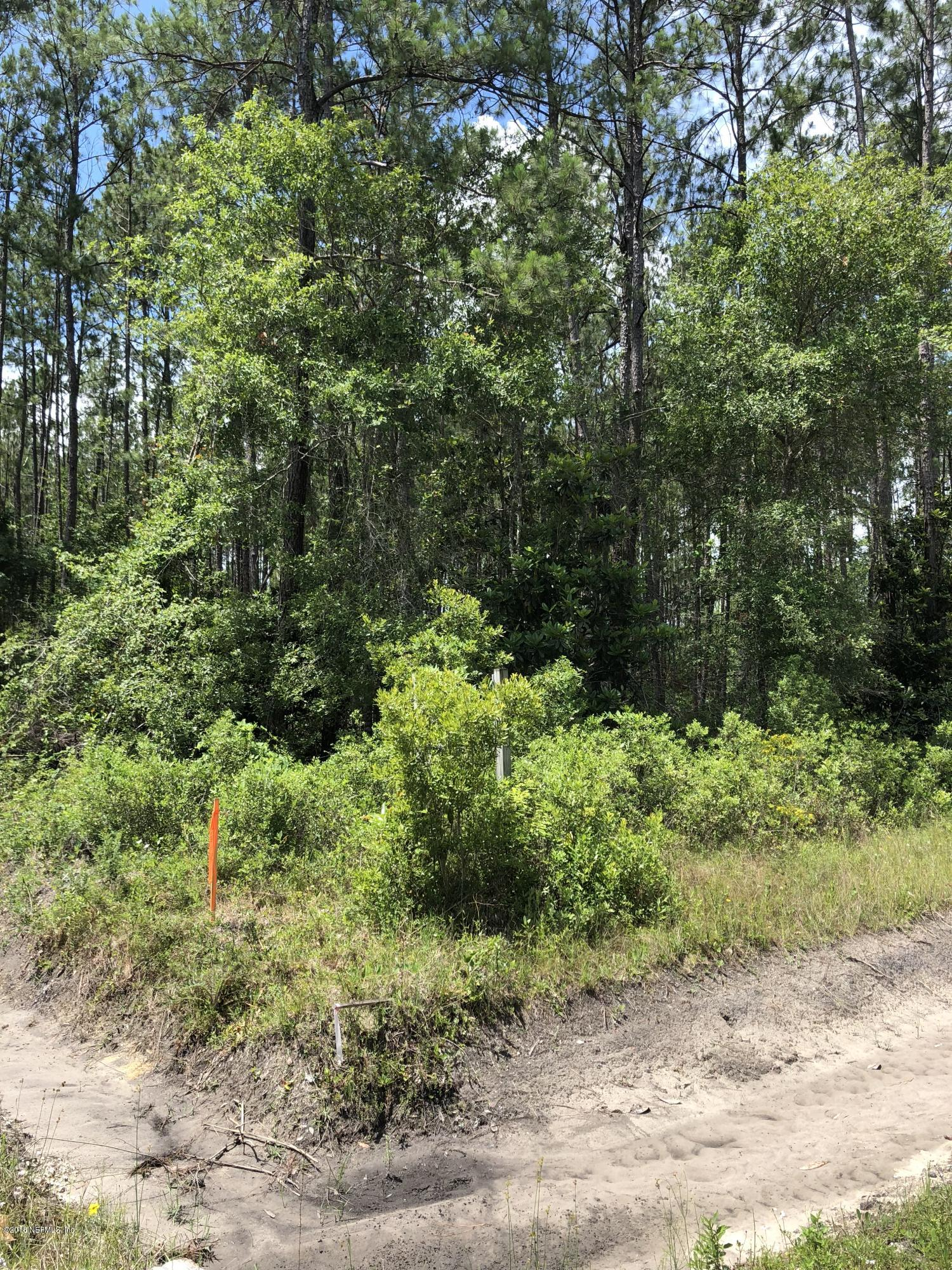 0 WOODLAWN, MACCLENNY, FLORIDA 32063, ,Vacant land,For sale,WOODLAWN,934504