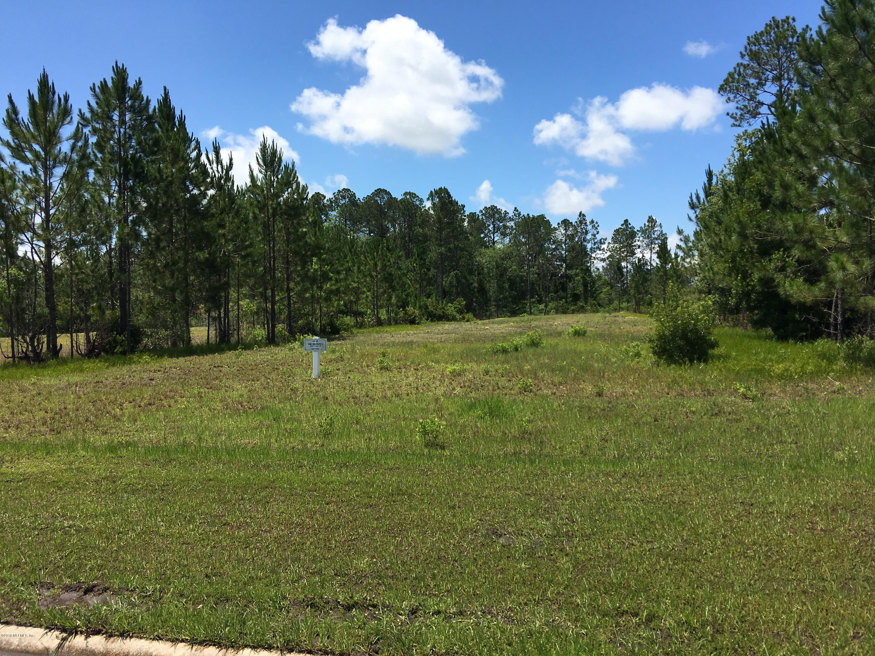 11213 SADDLE CLUB, JACKSONVILLE, FLORIDA 32219, ,Vacant land,For sale,SADDLE CLUB,938739