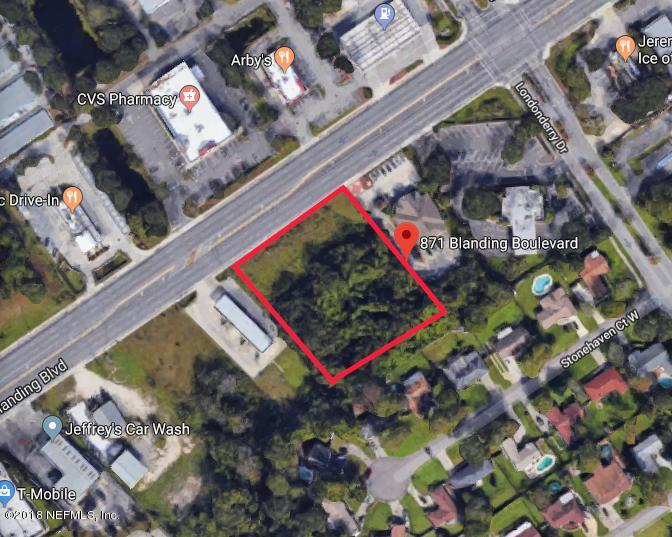 871 BLANDING, ORANGE PARK, FLORIDA 32065, ,Vacant land,For sale,BLANDING,939457