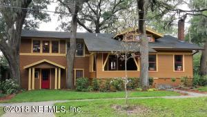 Photo of 1776 Canterbury St, Jacksonville, Fl 32205 - MLS# 939671