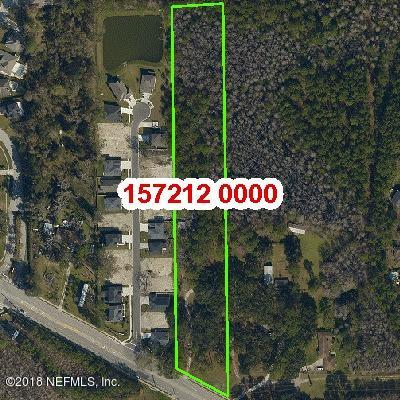 12217 OLD ST AUGUSTINE, JACKSONVILLE, FLORIDA 32258, ,Vacant land,For sale,OLD ST AUGUSTINE,939791